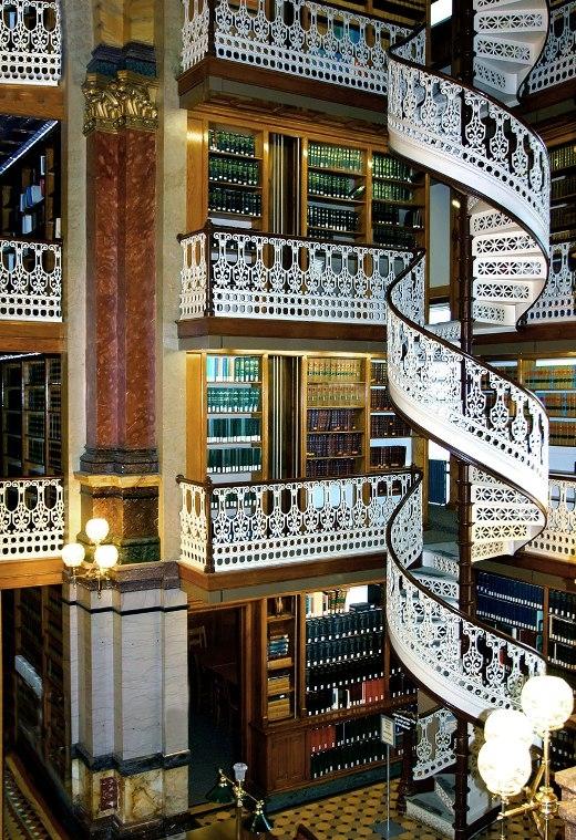 Thư viện Luật của bang Iowa State, Mỹ