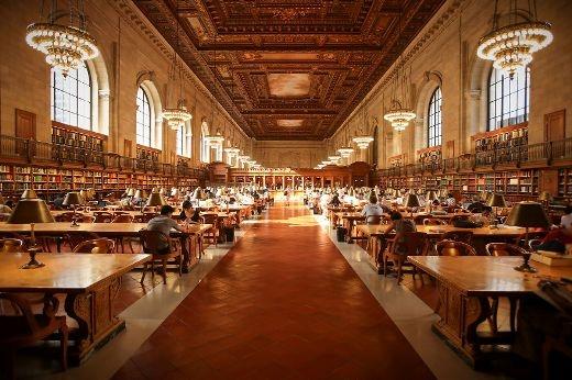 Những thư viện đẹp như cổ tích vòng quanh thế giới