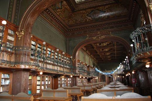 Thư viện của Đại học Kỹ thuật, Romania