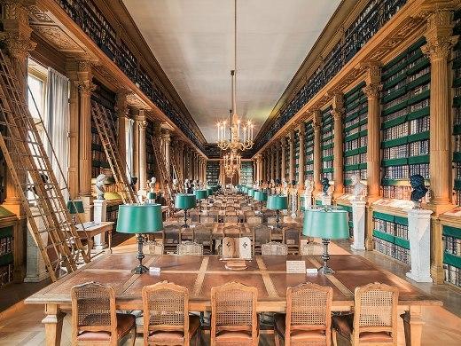 Thư viện Mazarine, Paris, Pháp