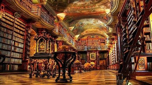 Thư viện Quốc gia ở Prague, Cộng hoà Séc