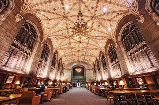 Thư viện Harper, Mỹ