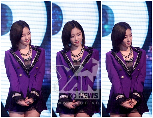 Nhìn ngắm biểu cảm đáng yêu của T-ara trong buổi fan meeting