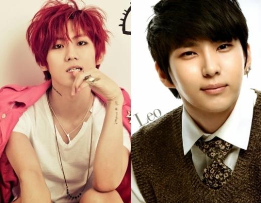 """Giống nhưHyunseung (BEAST),Leo (VIXX)cũng sở hữu chất giọng khàn ngọt ngào làm """"tan chảy"""" trái tim không ít fan nữ. Một sân khấu song ca của cả hai sẽ là sự kết hợp hoàn hảo nhất."""