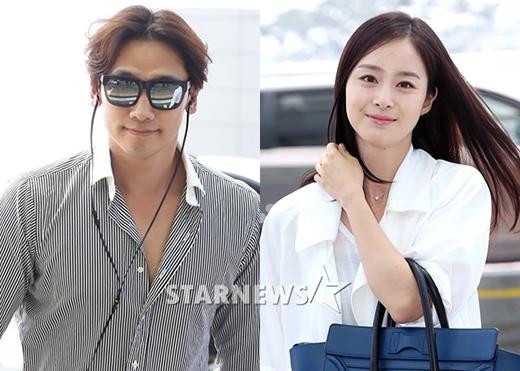 Rain và Kim Tae Hee vẫn mặn nồng sau 2 năm hẹn hò
