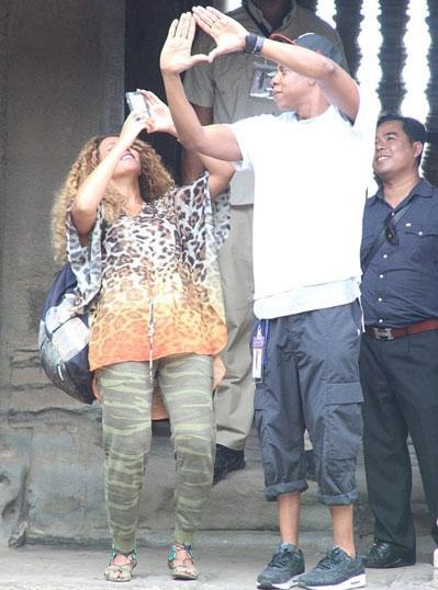 Được biết, Beyonce cùng gia đình đang có kỳ nghỉ dài ngày ở Đông Nam Á.