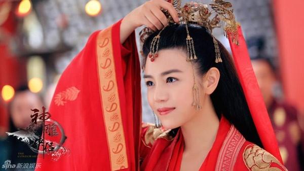 Vẻ đẹp không đạt chuẩn băng thanh ngọc khiết của Trần Nghiên Hy khiến phim giảm sự thu hút