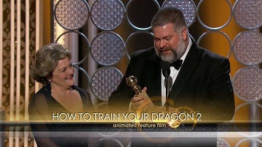 Bộ phim bấm máy suốt 12 năm thắng lớn tại Quả cầu vàng 2015