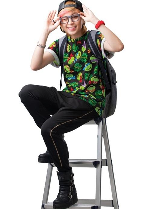 Gil Lê cũng có một lượng fans tuổi teen khá lớn - Tin sao Viet - Tin tuc sao Viet - Scandal sao Viet - Tin tuc cua Sao - Tin cua Sao