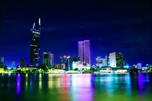 Tòa nhà được xây trên diện tích gần 6.100 m². Tổng vốn đầu tư ước tính khoảng 400 triệu đôla Mỹ. Ảnh: Xomnhiepanh