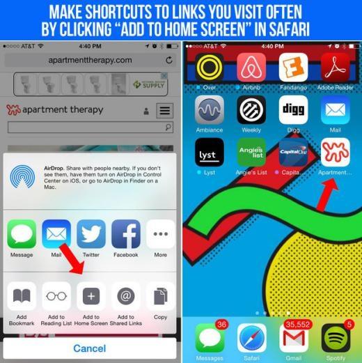 14 mẹo cực kì hữu ích ai dùng iPhone cũng nên biết