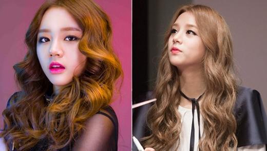 Trong một phút thoáng qua, các fan sẽ không thấy được sự giống nhau của Solbin và Hyeri. Tuy nhiên, nếu fan nhìn thấy Solbinsẽ bắt đầu suy nghĩ rằng: Cô ấy trông rất quen.... Từ chiếc mũi cao, khuôn mặt dễ thương, đôi môi đầy đặn ta đều dễ dàng nhận ra chúng tương tự với khuôn mặt đáng yêu của Hyeri.