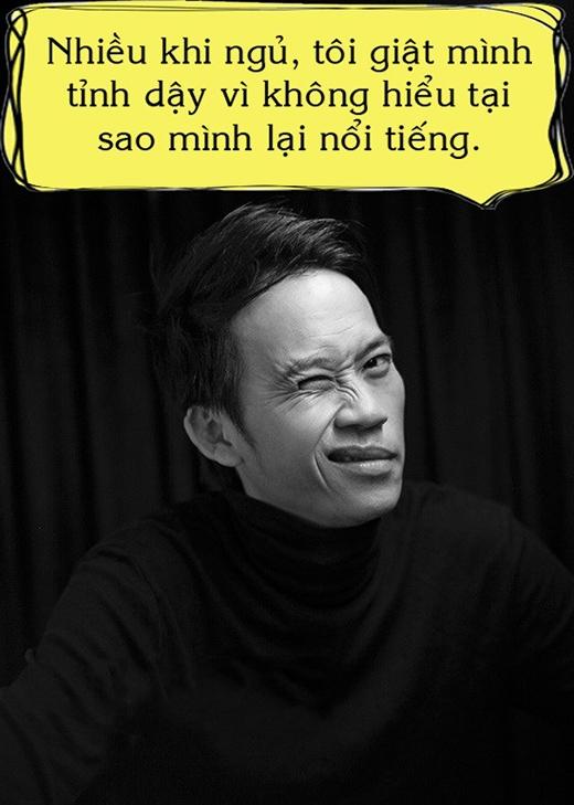 """Xuất hiện tại chương trình Lần đầu tôi kể trên sóng HTV2, danh hài Hoài Linh đã gây bất ngờ khi tiết lộ những câu chuyện về cuộc đời của mình. Nghệ sĩ hài hước chia sẻ: """"Nhiều khi đang ngủ, tôi giật mình tỉnh dậy vì không hiểu tại sao mình lại nổi tiếng"""". - Tin sao Viet - Tin tuc sao Viet - Scandal sao Viet - Tin tuc cua Sao - Tin cua Sao"""