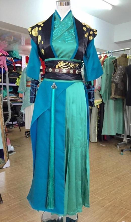 Tất cả trang phục dự kiến của nhân vật Hạ Hầu Khinh Y