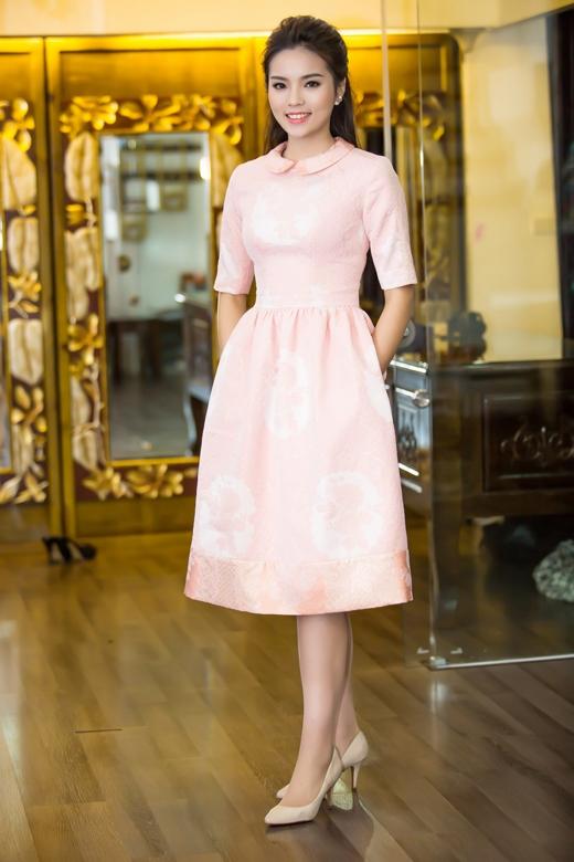 Cận cảnh vẻ đẹp dịu dàng của Hoa hậu Kỳ Duyên - Tin sao Viet - Tin tuc sao Viet - Scandal sao Viet - Tin tuc cua Sao - Tin cua Sao
