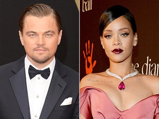 Sự thật về tin đồn hẹn hò của Leonardo DiCaprio và Rihanna