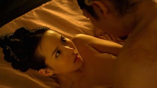 Những cảnh nóng đã giúp tên tuổi của Jo Yeo Jung tỏa sáng