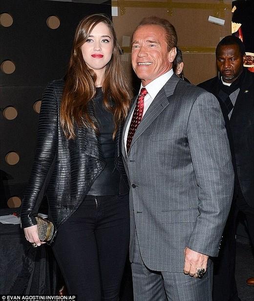 Christina và người cha nổi tiếng