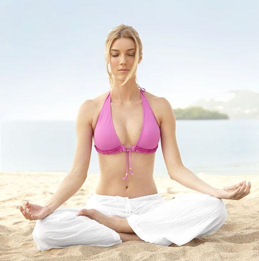 Tập yoga giúp phụ nữ hấp dẫn hơn trong mắt phái mạnh