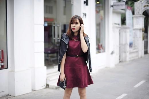 Ngắm phong cách đón đông đầy cá tính của Lưu Hương Giang
