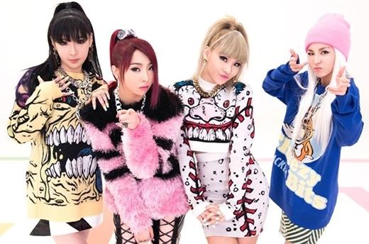 Đứng ở vị trí thứ 5 là nhóm nhạc cá tính nhà YG - 2NE1 với mức thu nhập 25 triệu USD (khoảng 533 tỷ đồng). Bên cạnh album Crush làm mưa làm gió trên tất cả các bảng xếp hạng trong và ngoài nước, 2NE1 còn thực hiện tour diễn All or Nothing vòng quanh các nước cũng đem lại nhiều lợi nhuận trong năm qua.