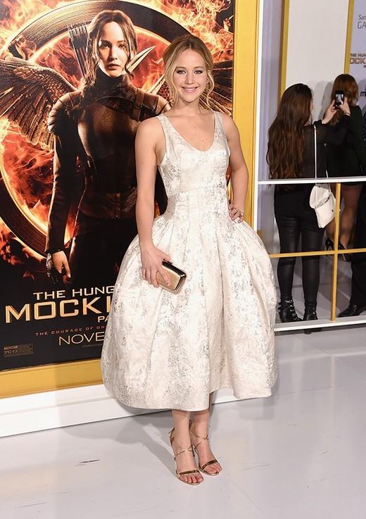 Jennifer Lawrence sẽ tham gia Frozen 2 ?