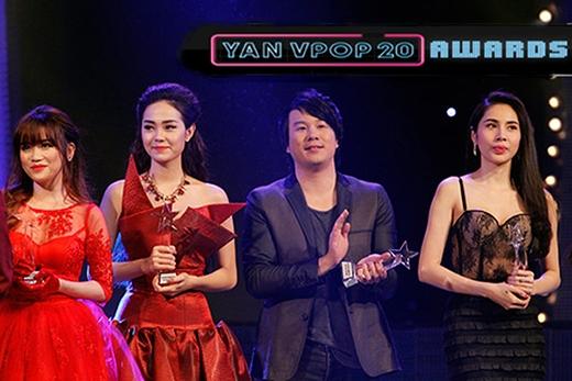 Thanh Bùi thường xuyên được vinh danh tại các giải thưởng âm nhạc ở cả hai vai trò ca sĩ và nhạc sĩ. - Tin sao Viet - Tin tuc sao Viet - Scandal sao Viet - Tin tuc cua Sao - Tin cua Sao
