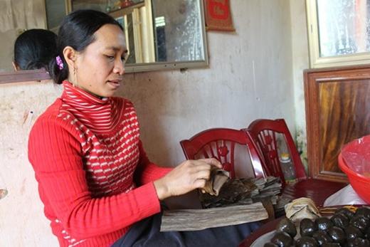 """Chị Nguyễn Thị Ngọc - chị gái Đào nói """"gia đình tôi thực sự sốc"""" - Ảnh: Doãn Hoà."""