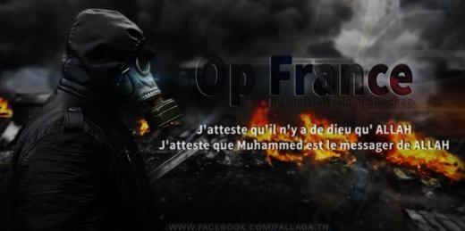Pháp đối mặt với cuộc tấn công mạng lớn nhất lịch sử