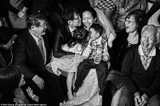Gia đình, Nick Chang, Hồng Kông