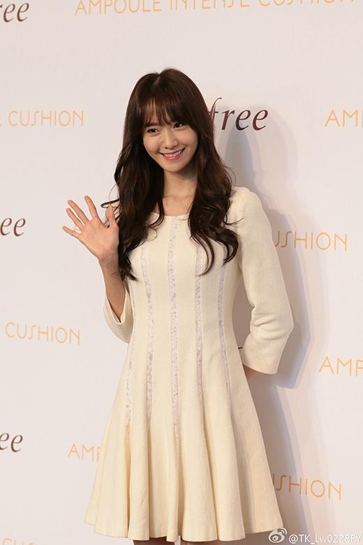 Fan Trung sướng rơn khi Yoona bập bẹ tiếng Hoa cực đáng yêu