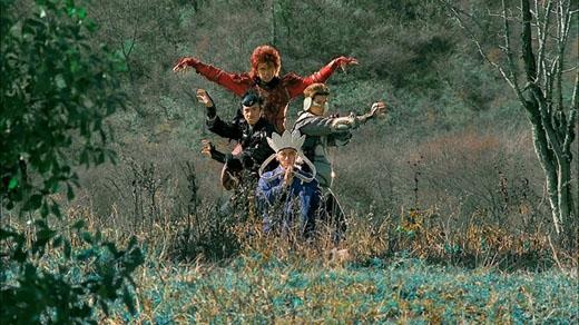 10 phim cải biên Tây Du Ký làm khán giả choáng váng