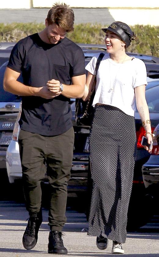 Miley Cyrus: Patrick là bạn trai tuyệt vời nhất