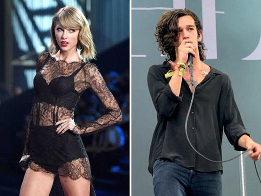 """""""Bạn trai hụt"""" quyết tâm giành lại tình cảm của Taylor Swift"""