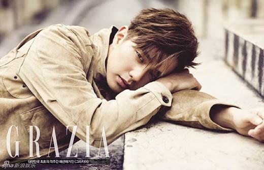 Yoo Seung Ho khẳng định độ chuẩn men sau xuất ngũ