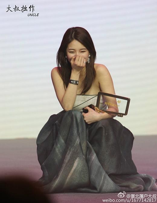 Luhan bá chủ giải thưởng, Suzy được vinh danh nữ thần tại Trung Quốc