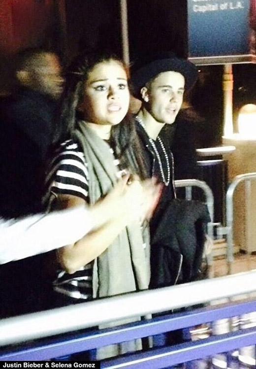 Justin Bieber và Selena Gomez lại tái hợp sau nhiều tháng chia tay