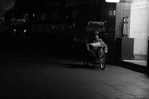 Cận cảnh không khí buổi sáng lạnh như đầu đông Hà Nội giữa lòng Sài Gòn