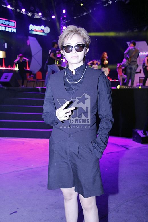 Gil Lê luôn khiến người khác ngưỡng mộ bởi gout thời trang của mình. - Tin sao Viet - Tin tuc sao Viet - Scandal sao Viet - Tin tuc cua Sao - Tin cua Sao