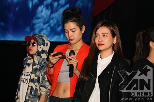Hòa Minzy xuất hiện sau scandal tình cảm - Tin sao Viet - Tin tuc sao Viet - Scandal sao Viet - Tin tuc cua Sao - Tin cua Sao