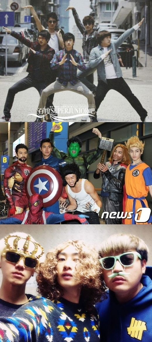 Nổi tiếng là thần tượng thích đùa, từ khi mới ra mắt,Super Juniorđã thu hút các fan nhờ khía cạnh hài hước này. Chính vì vậy, ngoài âm nhạc, nhóm cũng cực thành công trên các chương trình tạp kĩ truyền hình.