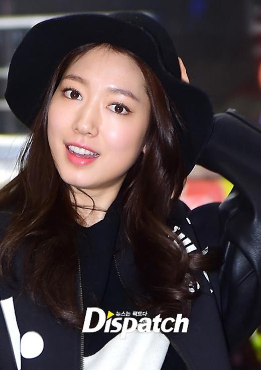 Park Shin Hye tỏa sáng và nổi bật trong tiệc mừng công hôm qua