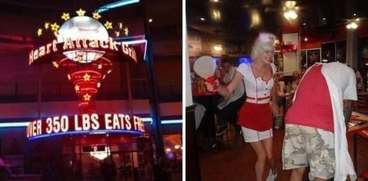 Những nhà hàng cực quái dị trên Trái Đất
