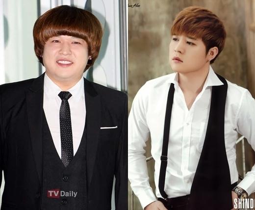 """Shindongđược xem là một trong những thần tượng giảm cân thành công nhất. Từ anh chàng """"béo ú"""" nhấtSuper Junior, với sự nỗ lực không ngừng, giờ đây,Shindongđã ghi tên mình vào top các chàng trai quyến rũ nhất Kpop."""
