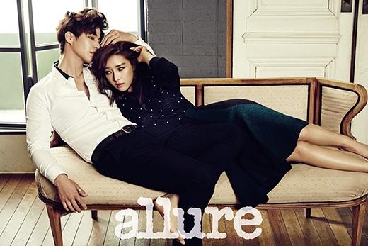 Song Jae Rim và Kim So Eun cực xứng đôi trong chương trình We Got Married
