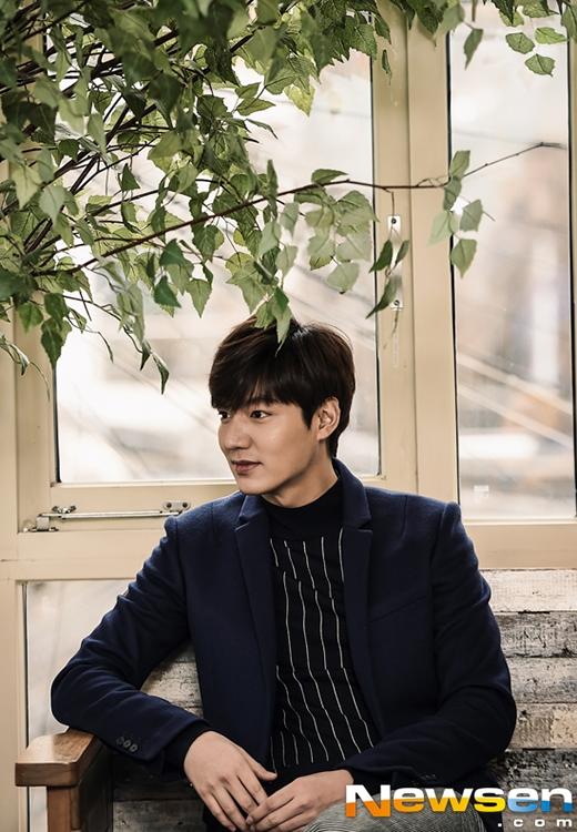 Lee Min Ho mặc kệ những tin đồn phẫu thuật thẩm mỹ