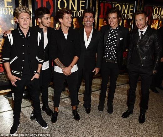 Thành viên One Direction quyết định rẽ sang hướng đi mới