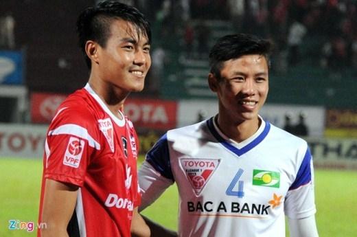 Tuyển thủ vui mừng khi được HLV Miura dự khán ở V.League