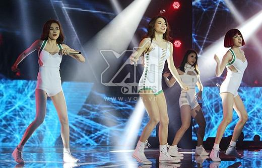 Khách mời bất ngờ của đêm Chung kết chính là nữ ca sĩ Hồ Ngọc Hà và nhóm Bee.T - Tin sao Viet - Tin tuc sao Viet - Scandal sao Viet - Tin tuc cua Sao - Tin cua Sao