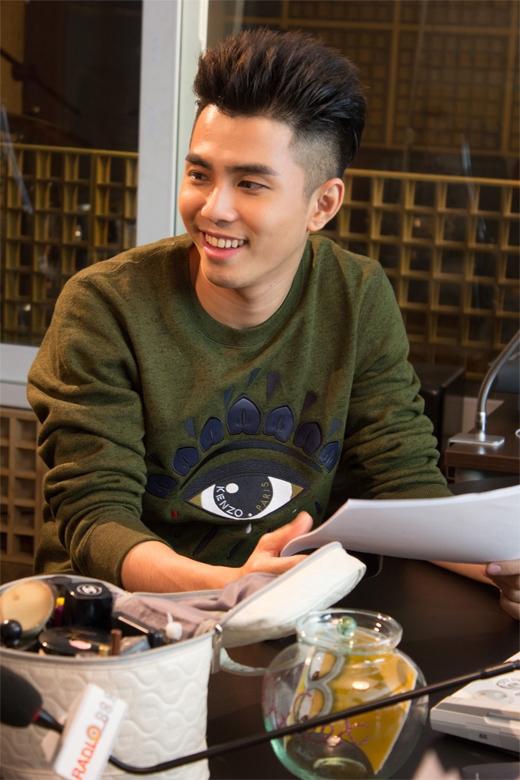 Will (365) rất có duyên trong vai trò người dẫn chương trình - Tin sao Viet - Tin tuc sao Viet - Scandal sao Viet - Tin tuc cua Sao - Tin cua Sao